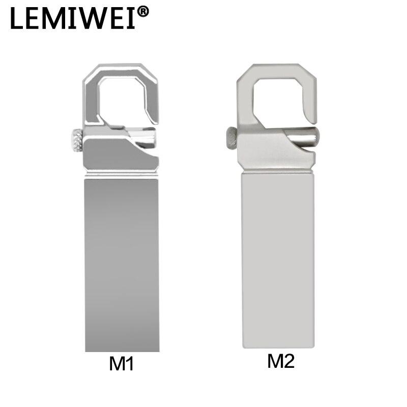 USB 2,0 Мини U диск металлический USB флэш-накопитель 4 ГБ 8 ГБ 16 ГБ высокоскоростной Pendrive 32 Гб 64 Гб карта памяти подарок