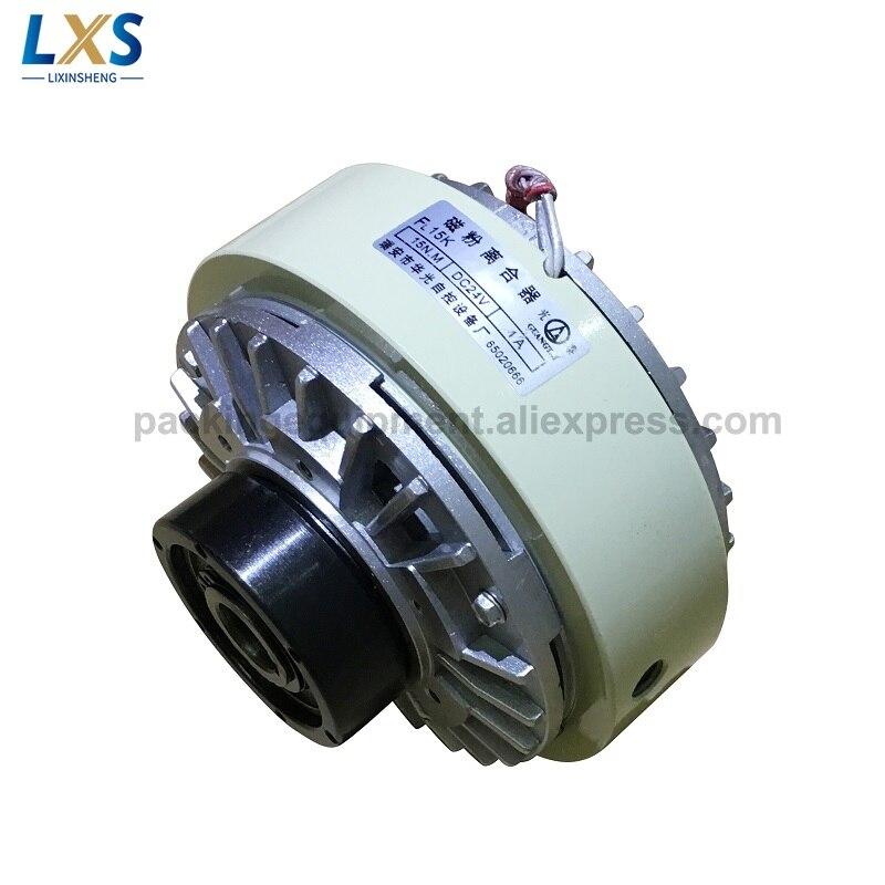 15n. m guangtai oco impressão do eixo magnético em pó freios & embreagem fl15k
