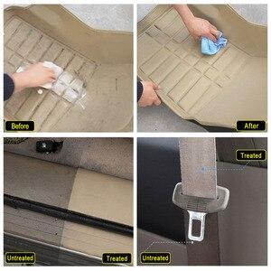 Image 5 - Чистящее средство для салона автомобиля, потолочный очиститель для автомобильной обивки, кожаной ткани, очищающее средство без воды для автомобильной крыши, инструмент для очистки приборной панели