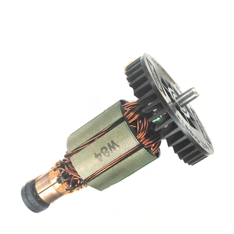 Armature Engine 619218-8 510091-8 519184-8 for MAKITA DGA452 BGA452 DGA452SFE DGA452FE3 DGA452RFE BGA452RFE3 DGA452RMJ