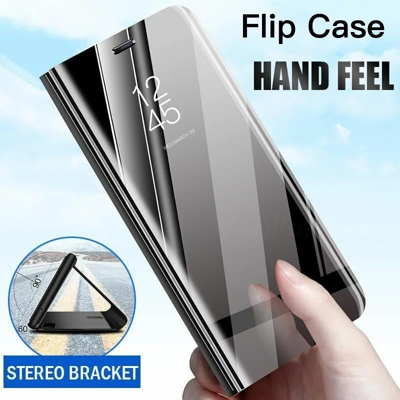 Luxury Smart Mirror Phone Case For iPhone 12 Pro Max 11 7 8 6 6S Plus XS Max XR XS X SE 2020 Support