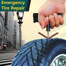 5 pièces Auto voiture pneu réparation crevaison récupération Tubeless joint bouchons bandes Kit carros extérieur Automobile nouvelle Boutique chaude