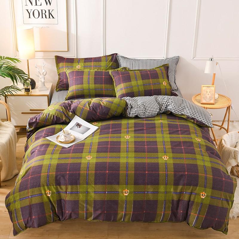 شعرية حاف مجموعة غطاء 200x200 المخدة 3 قطعة ، 200x220 غطاء لحاف ، الملكة الملك الحجم ، تاج نمط طقم سرير ، غطاء سرير