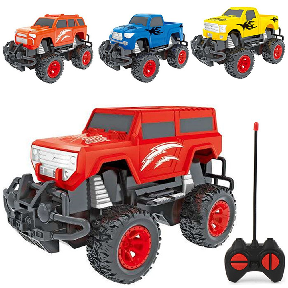 RC Crawler Climbing Vehicle 1:32 RC Off-road Pickup Truck Car 2.4G Remote Control Model RTR Toy For Kids Gift enlarge