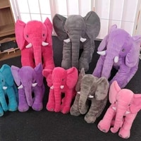 30cm kids stuffed simulational animals toys kawaii elephants dolls baby appease soft pillows cute plush gifts for children adult