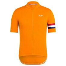 2020 für rapha mann fahrrad kurzarm-shirt MÄNNER KLASSISCHE LAND JERSEY mann radfahren trikots blazer