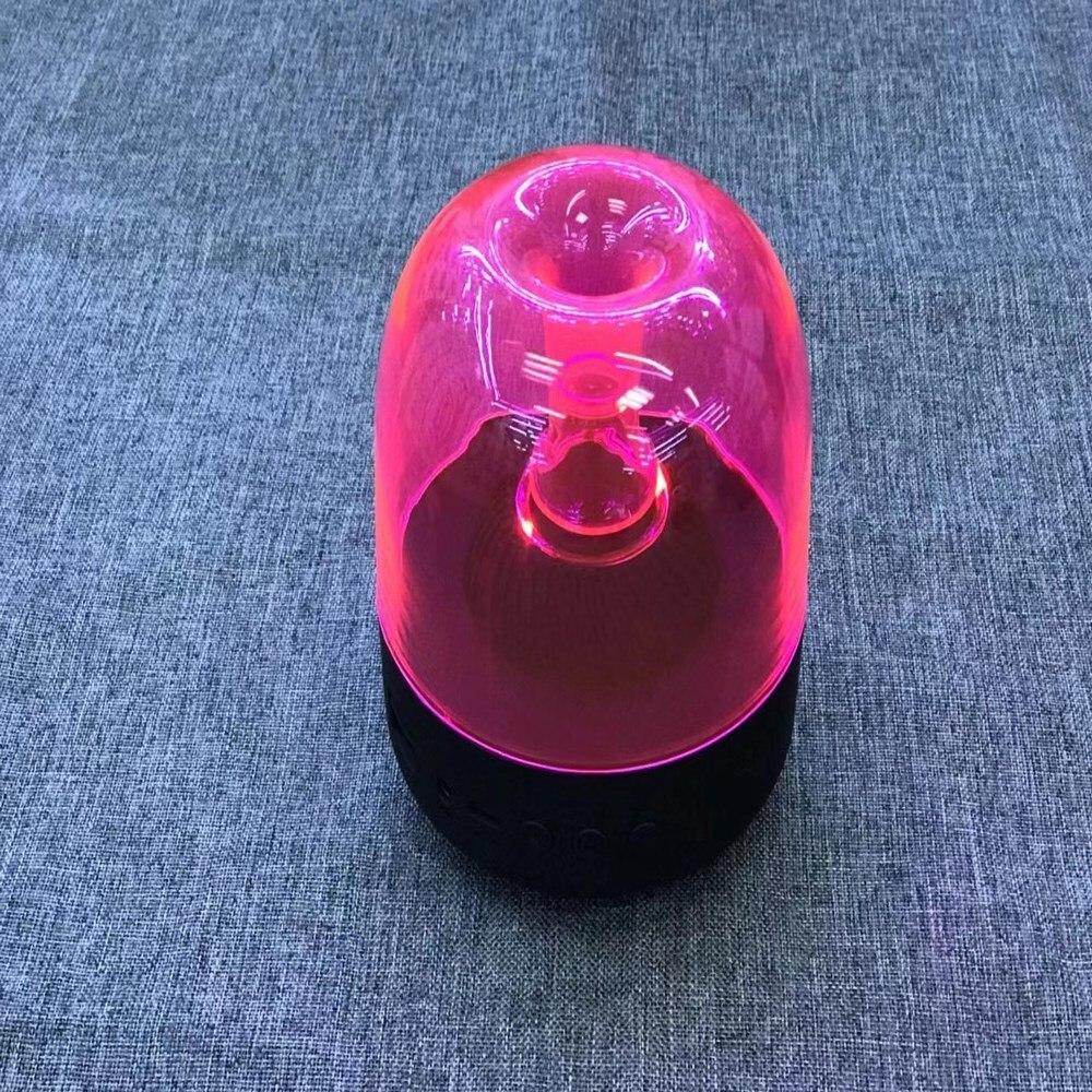 2020 explosiva harman kardon plug-in inalámbrico bluetooth altavoz audio mini tarjeta creativa colorida luz F7 altavoz regalo
