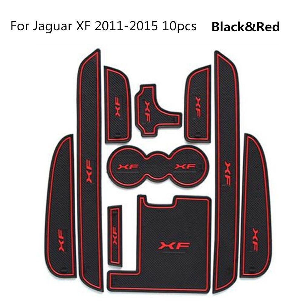 10 unids/lote coche-estilo de puerta ranura Mat Car cubre puerta ranura Mat...