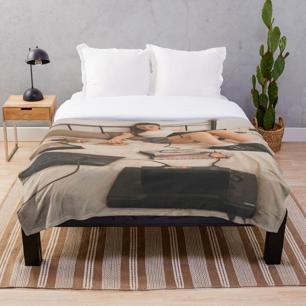 Soft Blanket for Bed Sherpa Flannel Fleece Blanket Home Travel Sofa Soft Throw Blanket Pleasure Centre