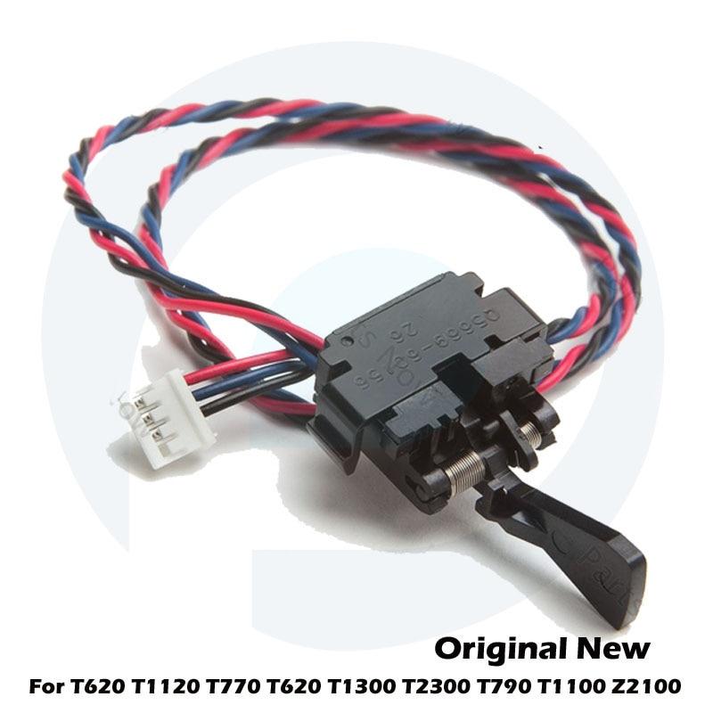 Original nuevo para HP T610 T620 T770 T790 T795 T1100 T2300 Z2100 Z3100 Z3200 Z5200 de papel Sensor Q5669-67068 Q5669-67801