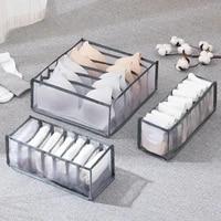 underwear panties socks bra storage box foldable household clothes wardrobe drawer sorting organizer underwear socks storage