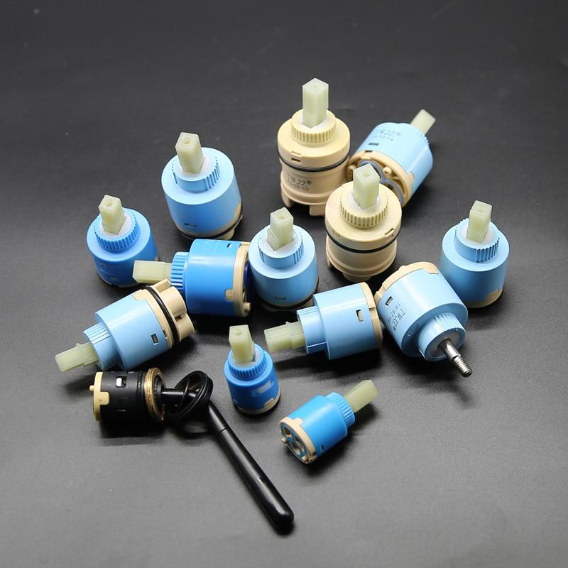 WZLY grifo Mixingspool válvula 25mm/35mm/40mm cartucho de cerámica, grifo mezclador cocina baño ducha accesorios para grifos