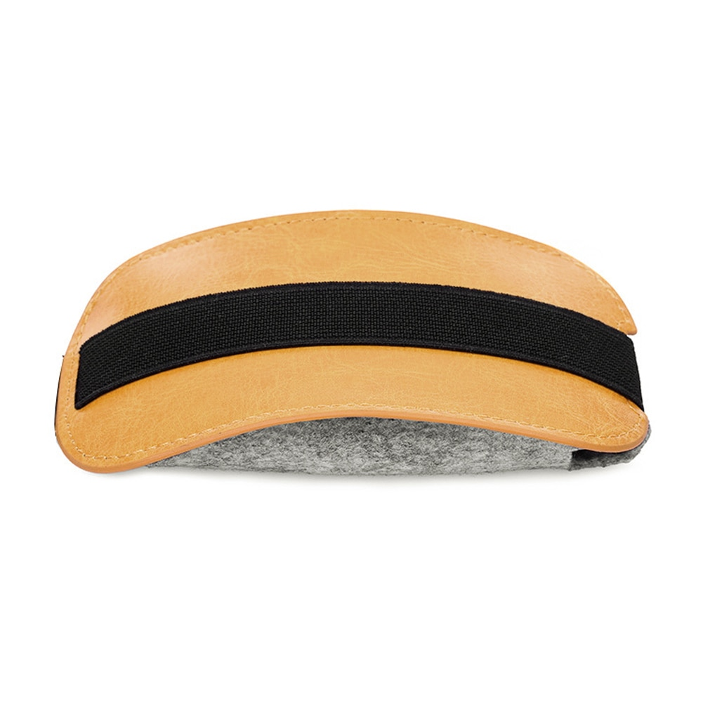 Funda de piel sintética elástica para regalo, ratón inalámbrico a prueba de polvo para hogar, funda protectora para ratón con correa, accesorios duraderos para Apple