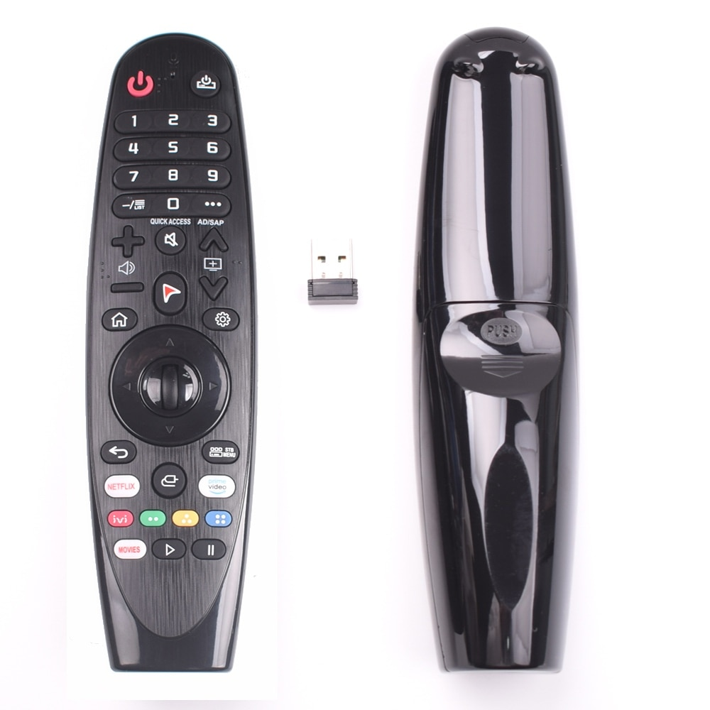 AN-MR600 Magic Remote Control For LG Smart TV AN-MR650A MR650 AN MR600 MR500 MR400 MR700 AKB74495301 AKB74855401 Controller