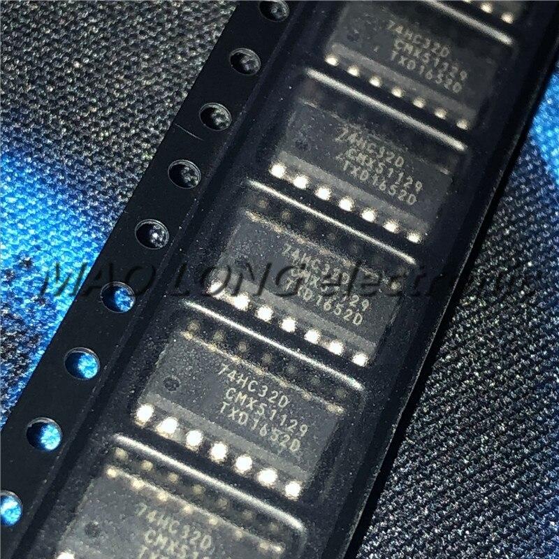 10 TEILE/LOS 74HC32D SOP14 74HC32 SOP SN74HC32DR SN74HC32 SMD neue und original IC Auf Lager