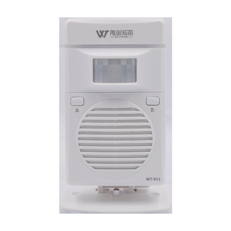 Портативный магазин голосовые подсказки супермаркет магазин вход и выход Голосовая трансляция дверной звонок датчик безопасности доступа