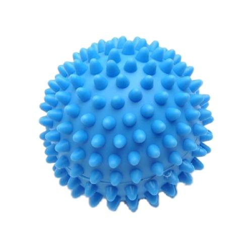 COFA 6 x azul reutilizable bola de lavado perfecto para mantener la secadora de la ropa bolas de suavizante de tela