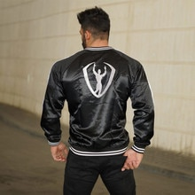 2020 new  Spring New Men's Bomber Zipper Jacket Male Casual Streetwear Hip Hop Slim Fit Pilot Coat Men Clothing Plus Size XXL