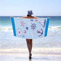 microfiber beach towel fast quick dry compact cool summer travel pool towel ideal gift for girlfriend