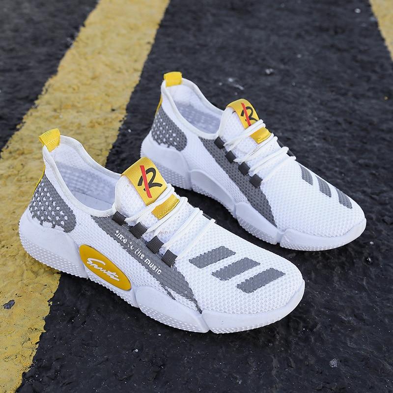 Zapatillas De Correr Ligeras Para Hombre, Zapatillas Transpirables ultralivianas De Verano, Zapatos...