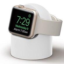Supporto per caricabatterie per cinturino Apple Watch Apple watch 6 SE 5 4 3 cinturino iWatch 42mm 38mm 44mm 40mm supporto per caricabatterie accessori per apple watch
