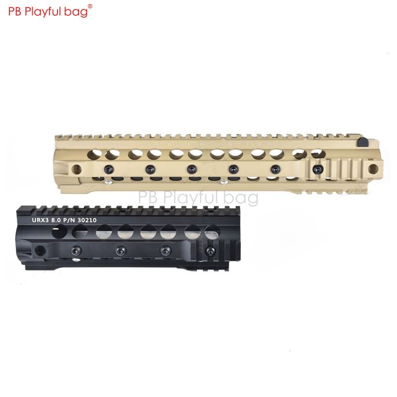 Sac ludique en plein air CS [URX3.0] 4.0 Handguard universel BD556 TTM M4 Jinming 9 MK47 tactique Gel balle pistolet handguard CS toys OB71