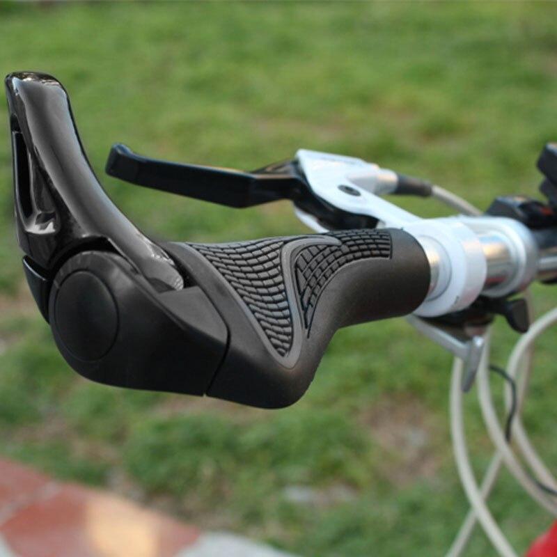 Велосипедные ручки для горного велосипеда/велосипеда, ручки для руля, рукоятка, конечный замок, эргономичные Аксессуары для велосипеда