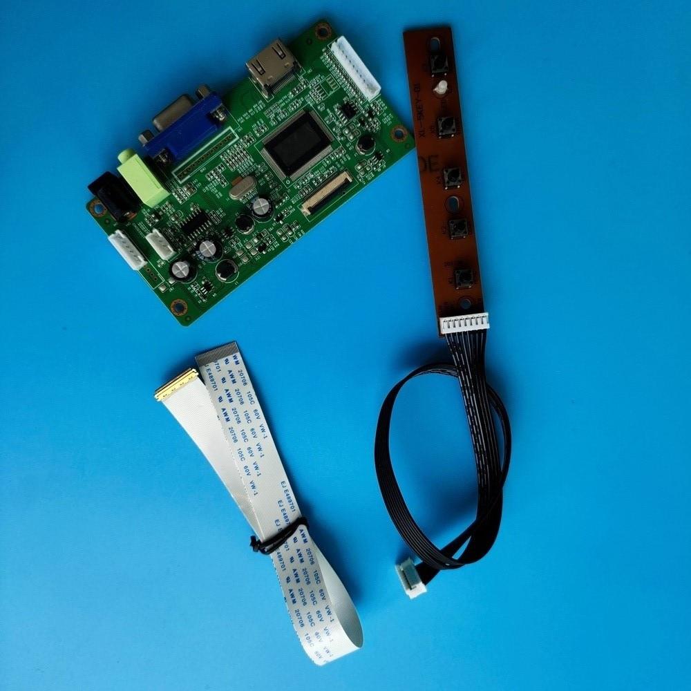 كيت ل LTN125HL02-301/LTN125HL02-302 1920 × 1080 مراقب HDMI VGA EDP تحكم مجلس سائق شاشة لوحة عرض 30pin LED LCD