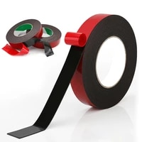 8mm 50mm thick super strong double sided adhesive foam tape for mounting sticky fixing pad