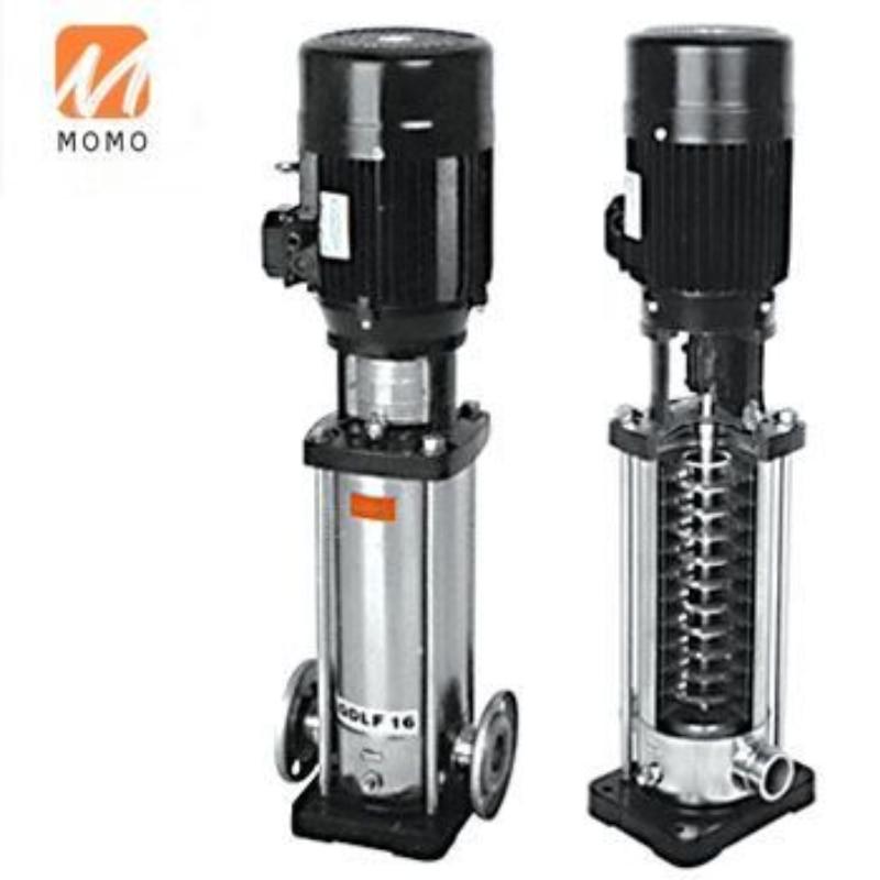 سعر تنافسي ارتفاع ضغط مضخة مياه المحرك الرأسي