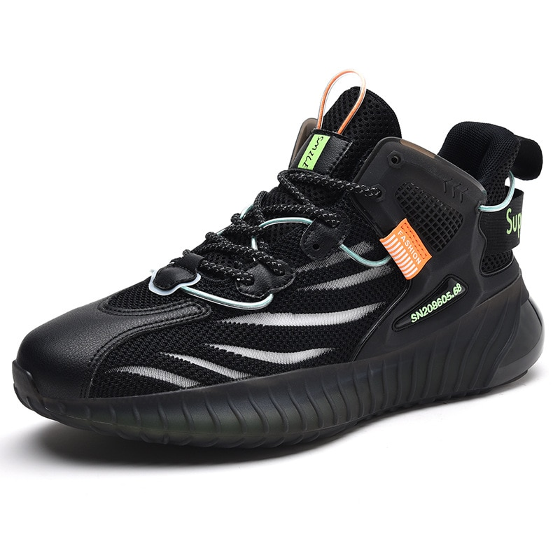 Мужские кроссовки для бега женские кроссовки дышащие уличные спортивные модные износостойкие уличные парсветильник ные кроссовки для спо...