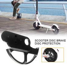 Couvercle de disque de frein Protection Scooter roue arrière Braker disque Rotor garde pièces pour Xiaomi M365 Pro Mijia M365 Scooter électrique