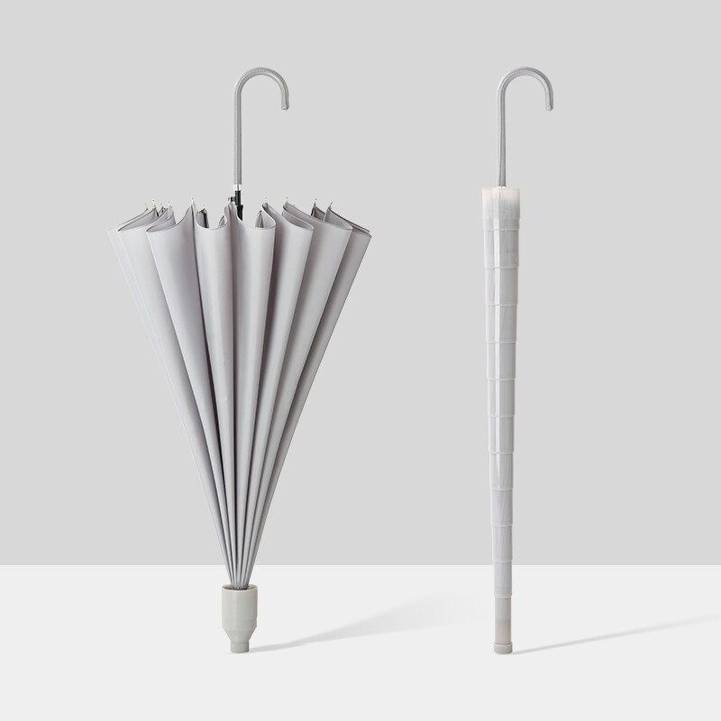 Long Handle Umbrella Waterproof Sleeve Outdoor Luxury Business Mountaineering Umbrella Travel Guarda Chuva Home Products DG50YS enlarge