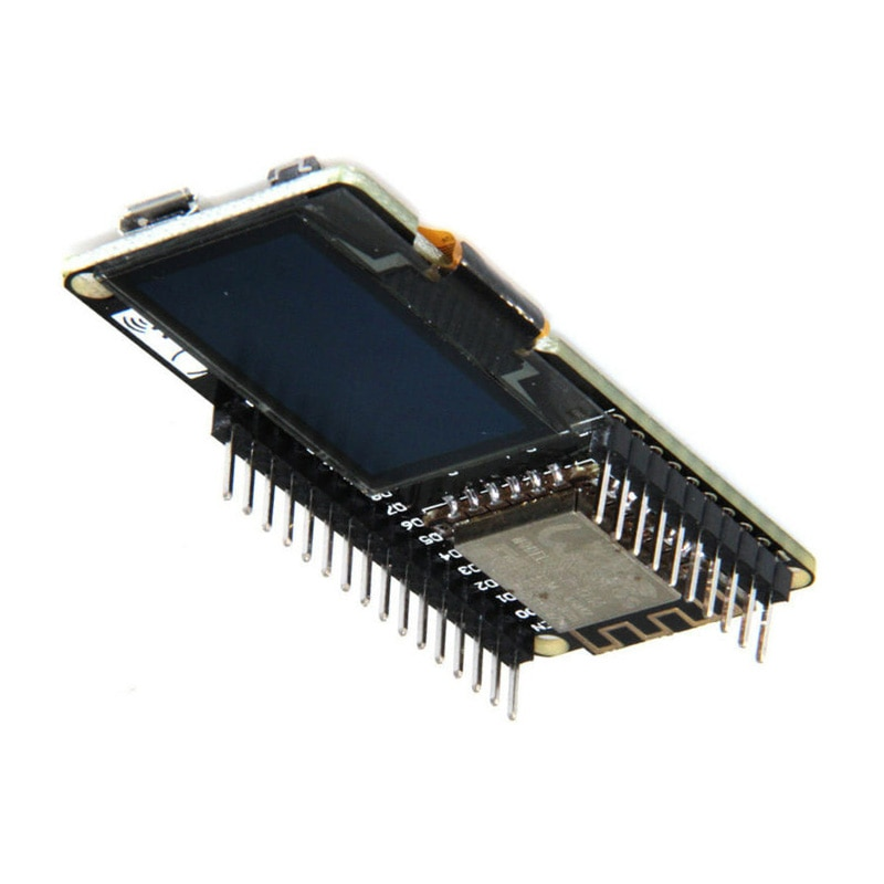 4.75V-12V Micro USB Development Board 6.2x2.7cm Module Set For NodeMCU ESP8266