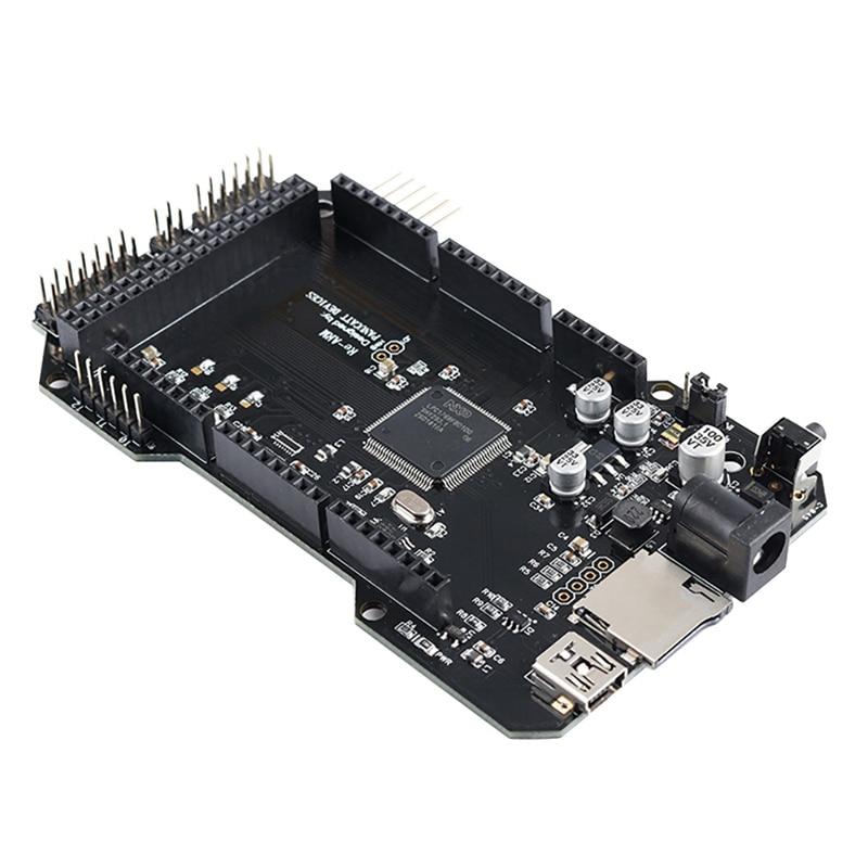 ملحقات طابعة ثلاثية الأبعاد إعادة ARM Mega 2560 R3 32 بت لوحة تحكم Ramps1.4 1.5 1.6 لوحة الكترونية معززة