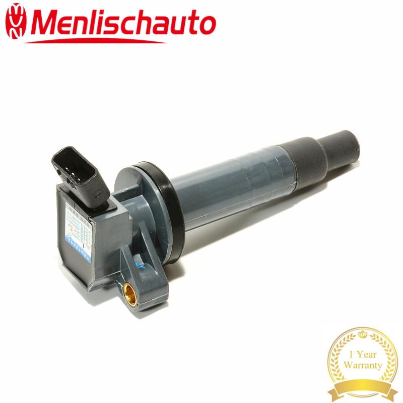 Frete grátis 4 pçs bobina de ignição 90919-02239 90919-02262 para corolla zze122 120 9091902239