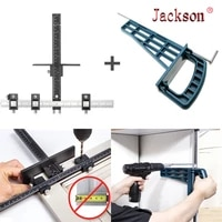 mounting tool slide jig set drawer cupboard universal magnetic cabinet furniture extension cupboard woodworking tool