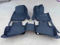 right steering wheel rhd right hand drive waterproof car floor mats for landroverrangeroversportadministrativefreelander2aurora