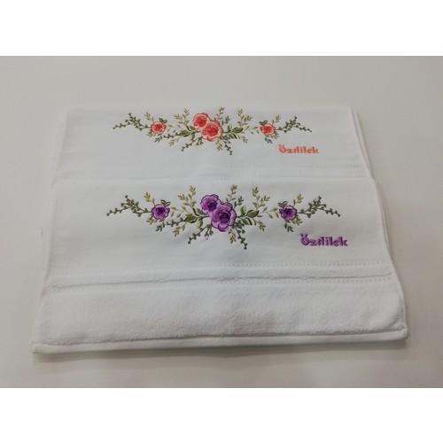 Özdilek Towel 2 PCs 100% Cotton