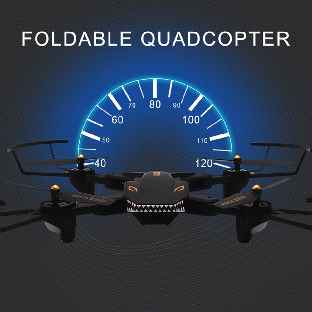 XS809S Airplane Toys RC Drone New Unique Design Foldable Selfie Profissional Mini Drone Camera WiFi FPV Wide Angle 2MP HD Gift enlarge