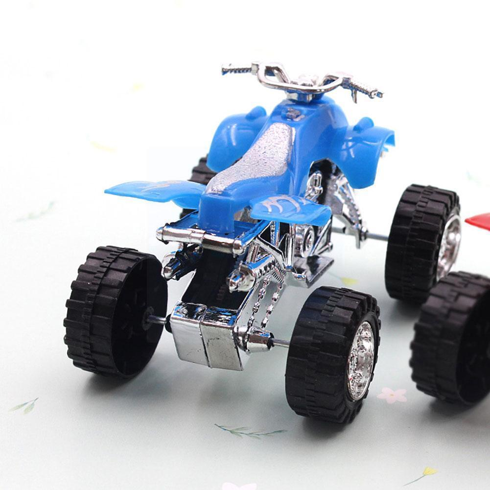 Children's Imitation Motorcycle Model Toys Pull-back Gift Kids Vehicle Beach Diecast Motorcycle Toys Toy Alloy S1I0 mini vintage metal toy motorcycle toys hot wheel safe cool diecast blue yellow red motorcycle model toys for kids collection