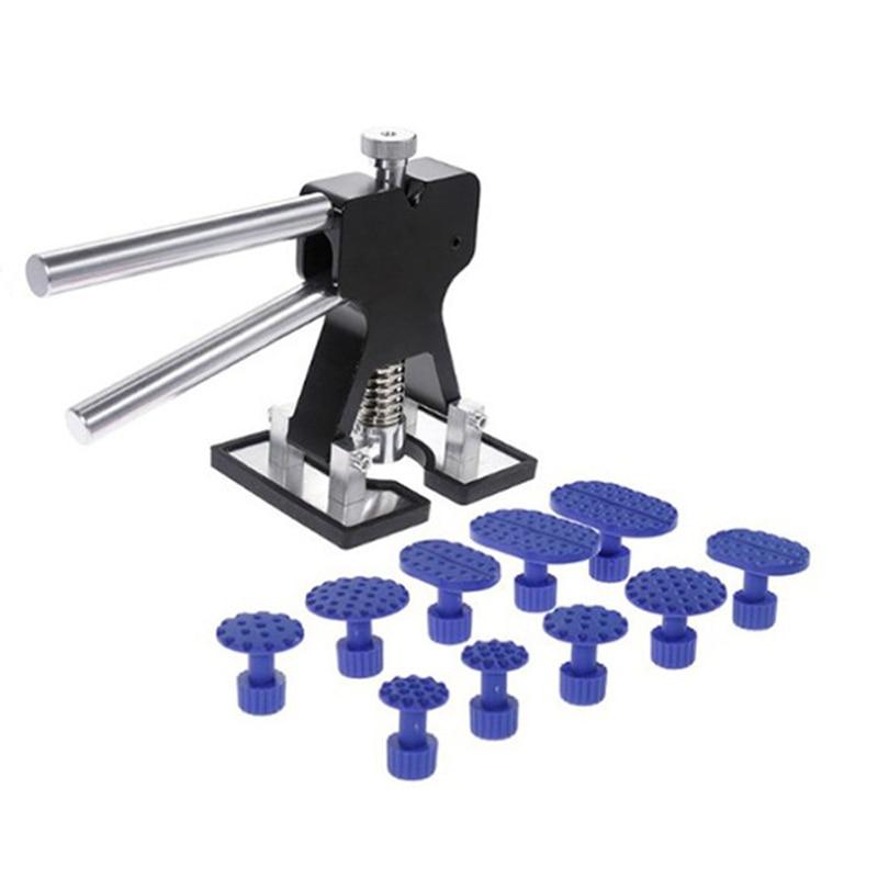 Ferramentas paintless carro dent repair tool remoção dent extrator tabs dent lifter kit de ferramentas mão conjunto