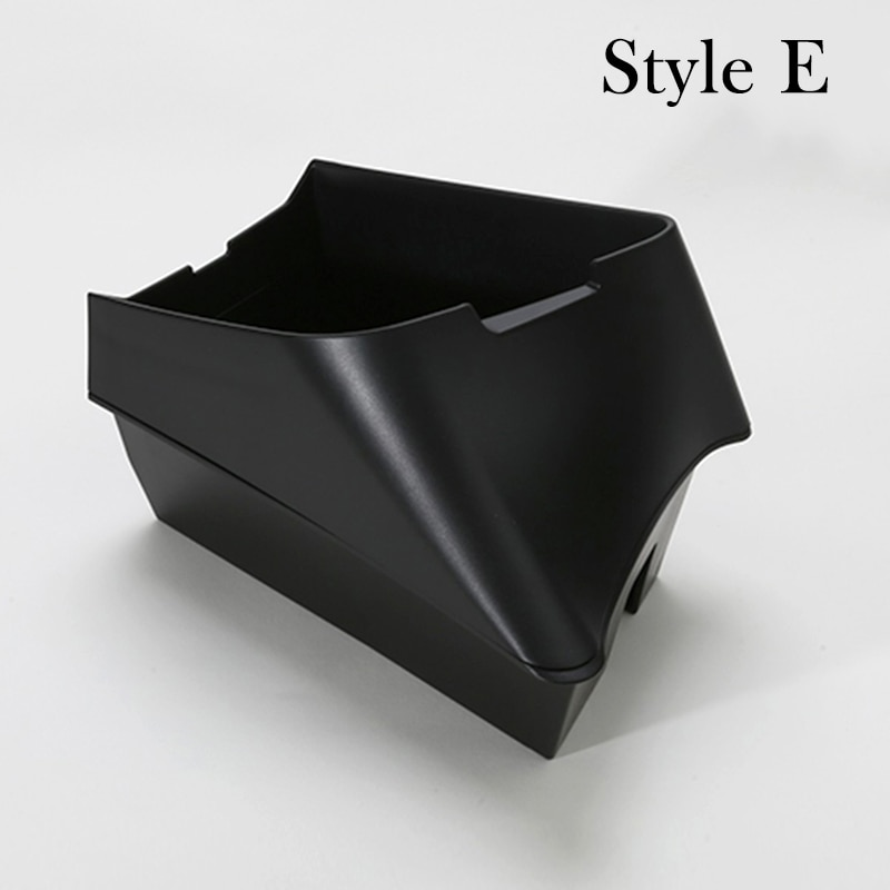 5 Styles Car Center Armrest Storage Box Container Tray For BMW X1 F48 2016-2020 X2 F47 2018-2020 Car Accessories Left Hand Drive enlarge