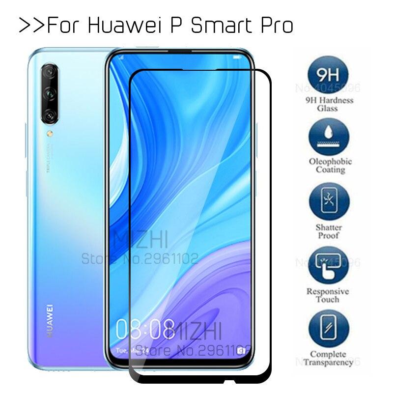 Защитное стекло psmart pro для huawei p smart pro 2019 плюс закалённое защитное стекло на huwei psmartpro stk-l21 Защитная пленка для экрана 6,59