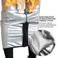 Waist Trainers Sweat Sauna Pants Body Shaper Slimming Pants Women Waist Trainer Tummy Hot Thermo Swe