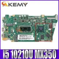mainboard for lenovo ideapad s340 13iml laptop motherboard fru 5b20y97687 with cpu i5 10210u ram 8g gpu mx350 2g 100 test ok