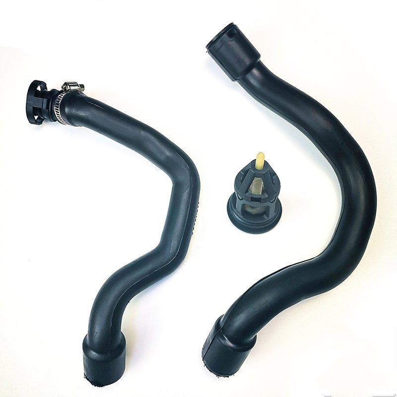 Tubo de entrada de aire Turbo nuevo para Peugeot 308CC RCZ DS 308SW 3008 508 5008 Citroen C4 C4L Picasso 1,6 T