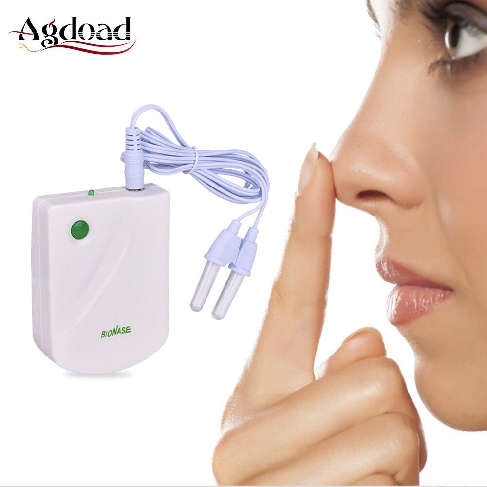 Dispositif de traitement de rhinite de thérapie de Laser dispositif de traitement de nez de soulagement de sinuite Instrument thérapeutique allergique Nasal