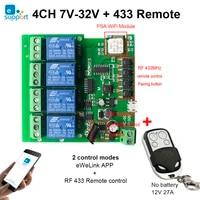 Commutateur Wifi  Module de relais sans fil  domotique intelligente  application  telecommande  minuterie  systeme de controle dacces Google Home