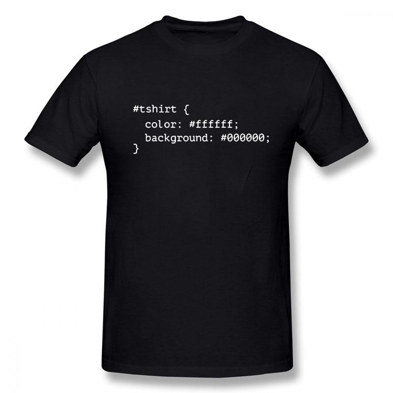 Cotton Unisex T Shirt HTML CSS Joke Black Shirt Developer Joke Coder Programmer Sarcasm Web Developer Funny Geek Gift Tee